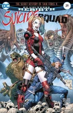 DC - Suicide Squad # 29