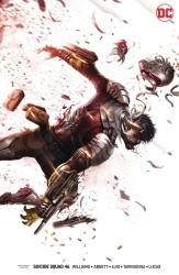 DC - Suicide Squad # 46 Mattina Variant SINK ATLANTIS