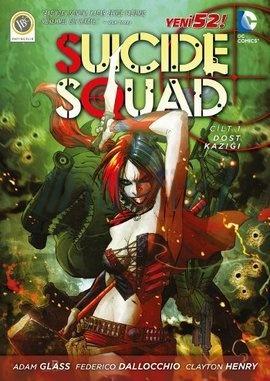 JBC Yayıncılık - Suicide Squad (Yeni 52) Cilt 1 Dost Kazığı