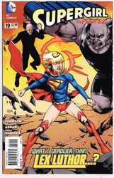 DC - Supergirl (New 52) # 19