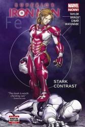 Marvel - Superior Iron Man Vol 2 Stark Contrast TPB