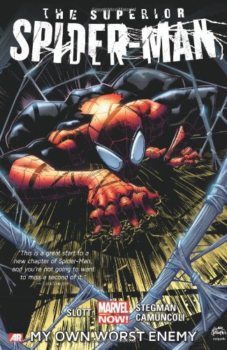 Marvel - Superior Spider-Man Vol 1 My Worst Enemy TPB