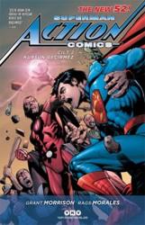YKY - Superman Action Comics (Yeni 52) Cilt 2 Kurşun Geçirmez