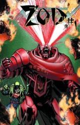 DC - Superman Action Comics (New 52) # 23.2 Zod Lenticular Variant