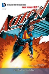 DC - Superman Action Comics (New 52) Vol 5 What Lies Beneath TPB