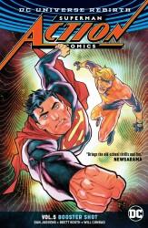 DC - Superman Action Comics (Rebirth) Vol 5 Booster Shot TPB