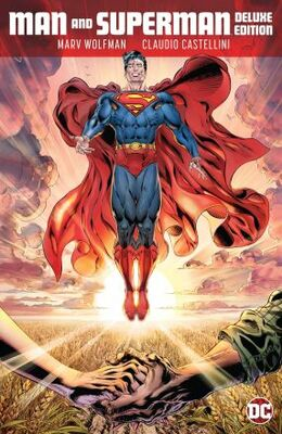 Superman Man And Superman HC