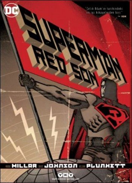 YKY - Superman Red Son
