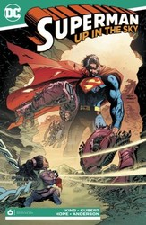 DC - Superman Up In The Sky # 6