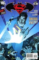 DC - Superman/Batman (2003 Series) # 82