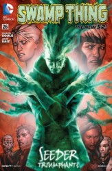 DC - Swamp Thing (New 52) # 26