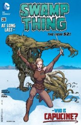 DC - Swamp Thing (New 52) # 28