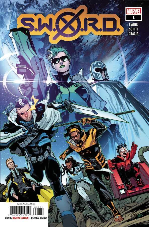 Marvel - SWORD # 1