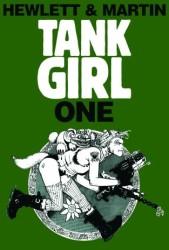 Titan Comics - Tank Girl Remastered Edition Vol 1 TPB