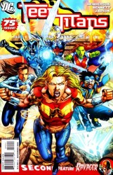 DC - Teen Titans (2003) # 75