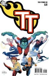 DC - Teen Titans (2003) # 91