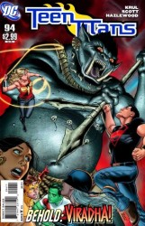 DC - Teen Titans (2003) # 94