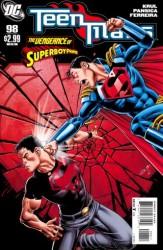 DC - Teen Titans (2003) # 98