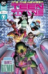 DC - Teen Titans # 21