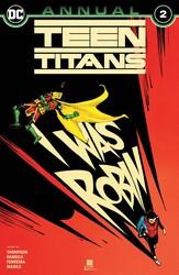 DC - Teen Titans Annual # 2