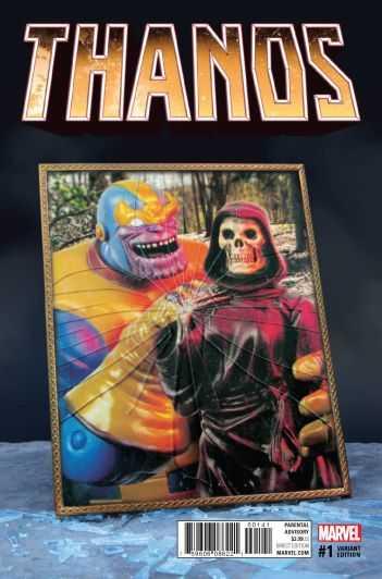 Marvel - Thanos (2016) # 1 Toy Variant