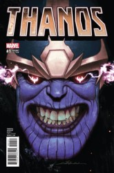 Marvel - Thanos (2016) # 1 Dekal Variant