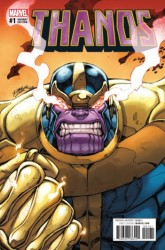 Marvel - Thanos (2016) # 1 Lim Variant