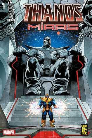 Gerekli Şeyler - Thanos Miras