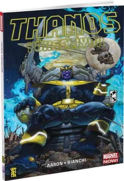 Gerekli Şeyler - Thanos Yükseliyor