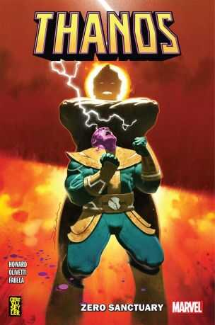 Gerekli Şeyler - Thanos Zero Sanctuary