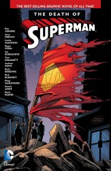 DC - Death Of Superman Vol 1 The Death of Superman TPB