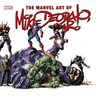 Marvel - Marvel Art of Mike Deodato Jr HC
