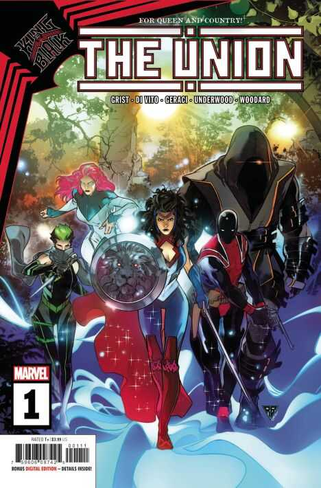 Marvel - King In Black The Union # 1
