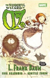 Marvel - The Wonderful Wizard Of Oz TPB