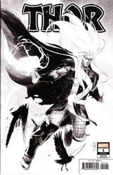Marvel - Thor (2020) # 1 Klein Party Sketch Variant
