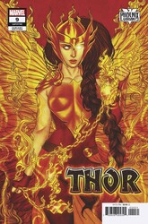 Marvel - Thor (2020) # 9 Jenny Frison Variant