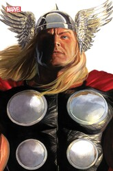 Marvel - Thor (2020) # 8 Ross Timeless Variant