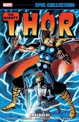 Marvel - Thor Epic Collection Runequest TPB