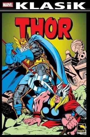 Büyülü Çizgi Roman - Thor Klasik Cilt 10