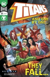 DC - Titans # 30