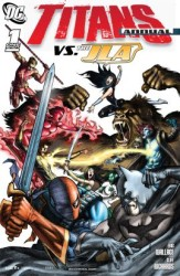 DC - Titans Annual (2011) # 1