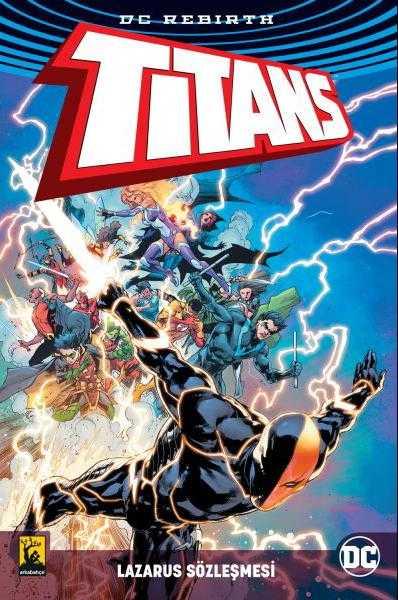 Arkabahçe - Titans - Lazarus Sözleşmesi