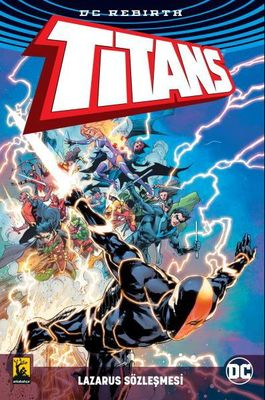 Titans - Lazarus Sözleşmesi