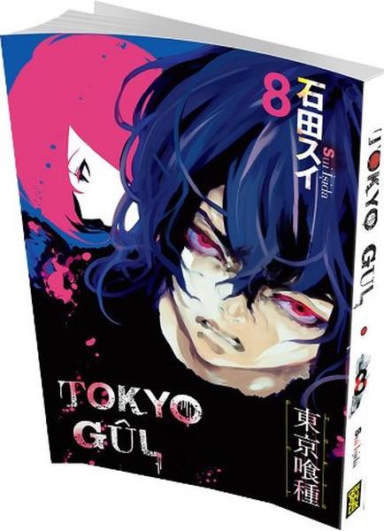 Gerekli Şeyler - Tokyo Gul Cilt 8