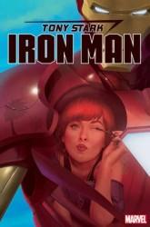 Marvel - Tony Stark Iron Man # 17 Mary Jane Variant