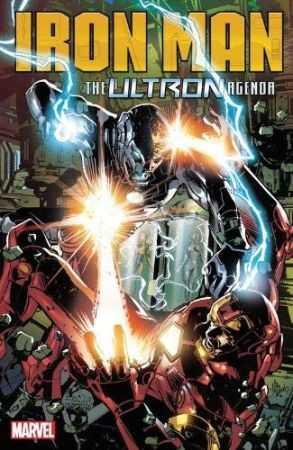Marvel - Tony Stark Iron Man Vol 4 Ultron Agenda TPB