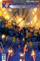 Presstij - Transformers Kayıp Işık Sayı 5 B Kapak