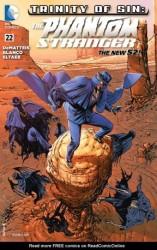 DC - Trinity of Sin The Phantom Stranger # 22