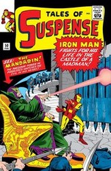 Marvel - True Believers Criminally Insane Mandarin # 1