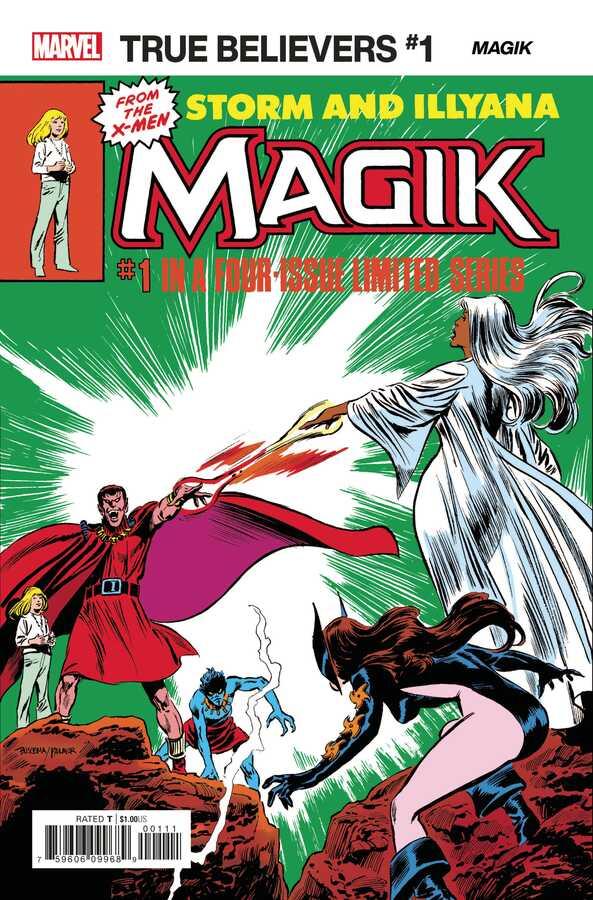 Marvel - True Believers X-Men Magik # 1
